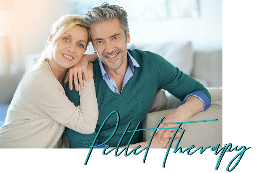 hormone replacement pellet therapy Palm Beach Gardens