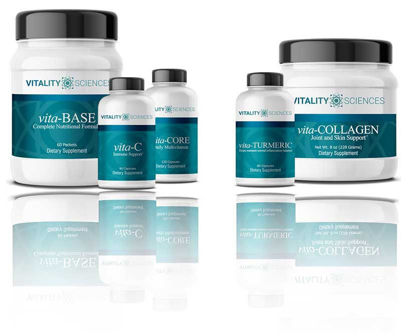 nutraceutical supplements | Vitality Sciences Store